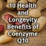 10 Health and Longevity Benefits of Coenzyme Q10