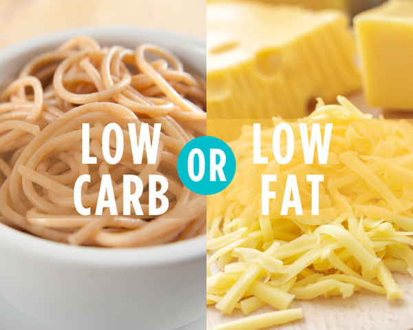 Low Carb And Low Fat 72